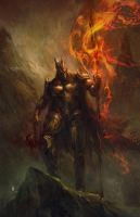The Executioner by iVANTAO