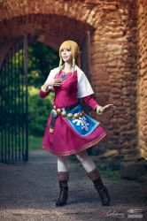 Zelda - Skyward Sword II by Calssara