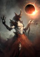The Great Eclipse by Juhannuskostaja
