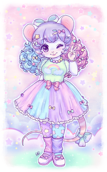 cm :: fairy kei michi by aprilovebird