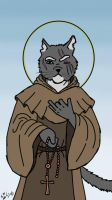 Bandit to Benedictine by SouthpawLynx