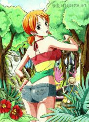 Nami Strong World by jessejzette
