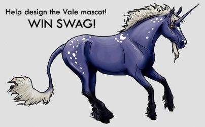 Enter to Design the Vale Mascot! by bardicsidhe