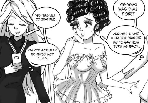 Husband to Bride: Page 36 [Milda7 rework] by meowwithme