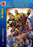 Ms. Marvel Special - New Champion by overpower-3rd