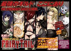 Fairy Tail The Strongest Guild by TitaniaErzaScarlet44
