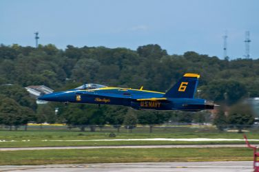 Blue Angel 6 On The Deck by spcefrk