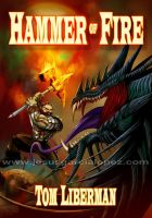 Hammer of Fire by Raro666