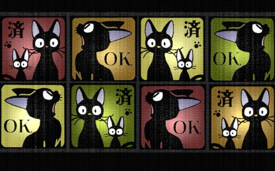 Jiji Wallpaper by MalfaitIvy