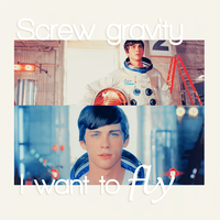 Screw gravity I want to fly. by skykeys