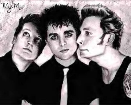 Green Day by thedeadlymonkey