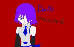 Dark Vocaloid by Shadowismrevilgecko