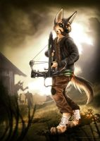 The Barking Dead by TaniDaReal