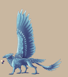 Gryphon3 by Nymbrixion
