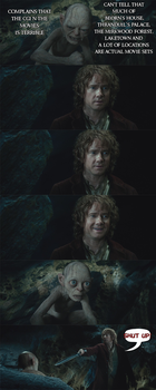 The Hobbit - Haters 1 by yourparodies