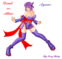 Ayane by Sissy-Baby