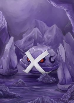 Metagross Pokemon by Materclaws