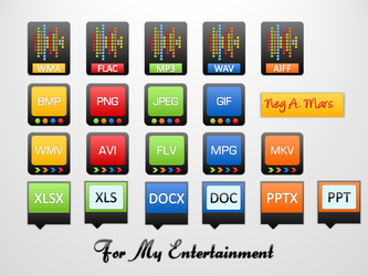Entertainment Pack by negmars