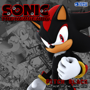 PITCH BLACK CD Cover by Snatcher2047