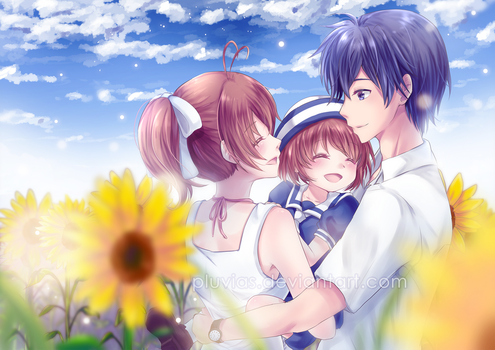CLANNAD: After Story by Pluvias