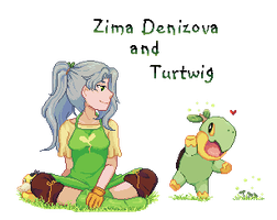PPP round 1 - Watering Turtwig