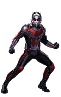 Ant-Man by cptcommunist