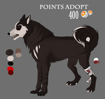 Wolf Adopt - CLOSED by obscvritas