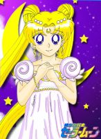 -Lovely Princess Serenity- by Magical-Mama