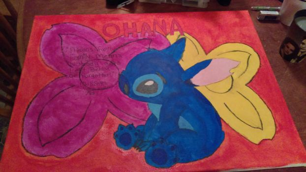 Stitch project part 5 by Ayame-Chan90