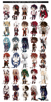 [REDUCED] certain death [open!] by suyumona-adopts