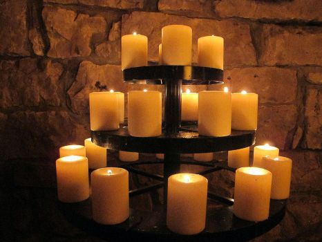 By Candle Light by Nariane