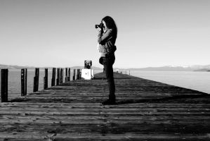 The Photographer by kenanicole