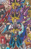 Yu-Gi-Oh!: Duel to The End! by d13mon-studios
