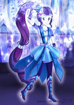 New Magical Rarity by KateyChazuu