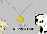 The Apprentice Front cover by JK-Draws