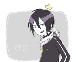 Yato by VanillaSkyWolf