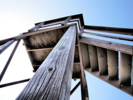 Observation Tower HDR by Lectrichead
