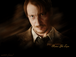 Remus Lupin by cost1977