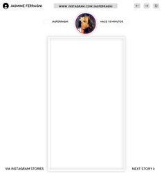Instagram_Stories_Template by FerragniEditions