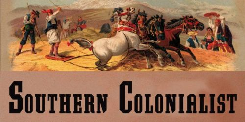 Southern Colonialist by paulow
