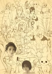 Sketch collection1 by makushiro