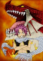 Welcome To The Year Of The Dragon Slayer By Arya A by DrunkenShinigami