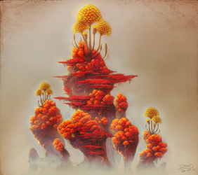 Insulla Flora Concept by Astral-Requin