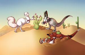 CACTI by BirdFeets