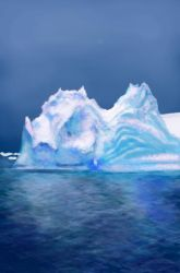 Iceberg study by snowsoulls