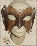 Leather mask 106 by Eternal-designs-com