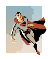 Superman by edwardbatkins
