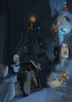 Aperture Christmas 2014 by NastyLady
