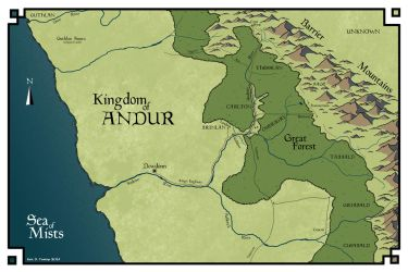 Kingdom of Andur by Delmne