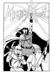 MightyQuest Promo by cancertz